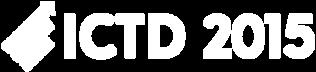 ICTD 2015